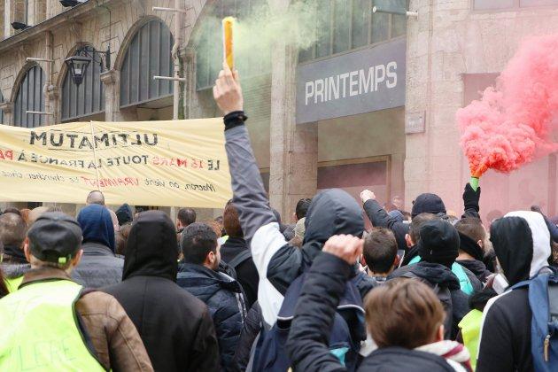 Manifestations interdites samedi dans une grande partie de Rouen