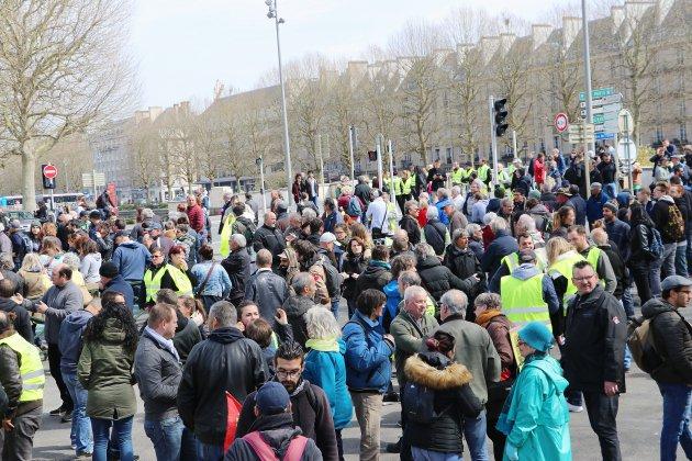 Caen. Caen: nouvelle interdiction de manifester dans trois lieux samedi
