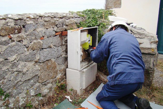 Tempête Miguel : 1 200 foyers sans électricité cette nuit en Normandie