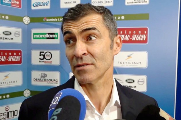 Football : Rui Almeida est officiellement l'entraîneur du SM Caen (Ligue 2)