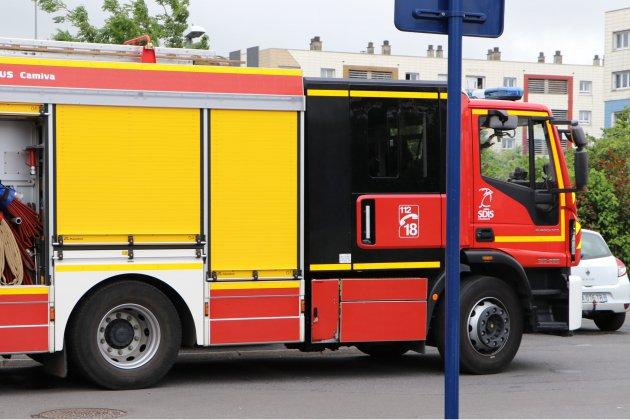 Rouen. Rouen : huit personnes intoxiquées par un incendie dans une cave