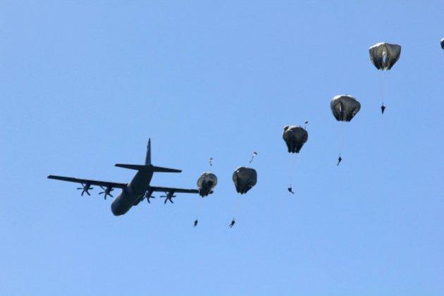Sainte-Mère-Eglise : le parachutiste américain est sorti de l'hôpital