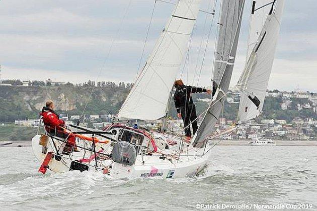 Voile : finale de la Normandie Cup