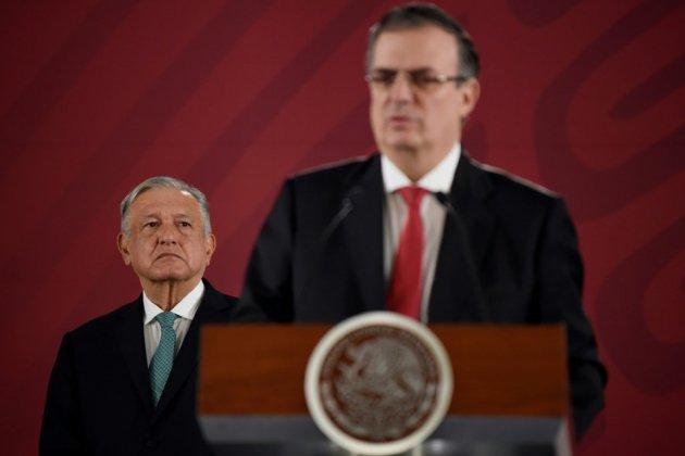 Trump laisse planer la menace sur Mexico, prêt à revoir l'accord sur l'immigration