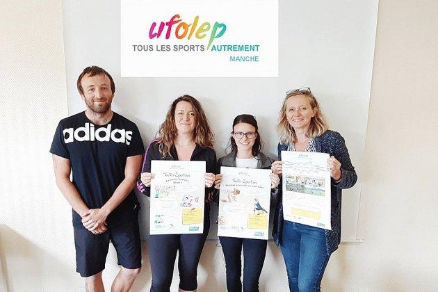 L'UFOLEP 50 organisera des ateliers sport-santé pour toute la famille