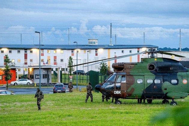 Condé-sur-Sarthe. Condé-sur-Sarthe : les surveillants libérés, fin de la prise d'otage