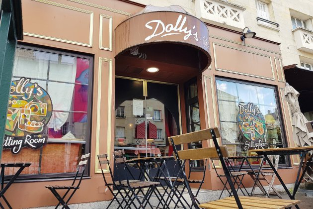Bonne table à Caen : le Dolly's, incontournable british