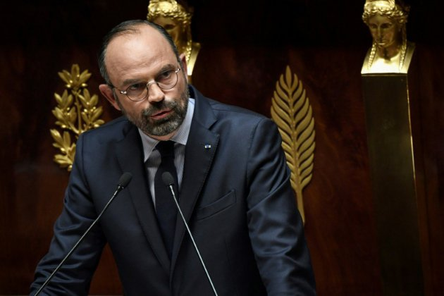 Philippe annonce une baisse d'impôt de 27 milliards sur le quinquennat