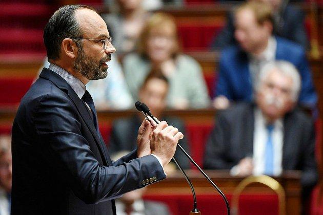 Après la confiance de l'Assemblée, Philippe affronte la défiance au Sénat