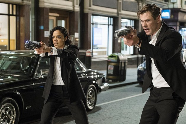 Men In Black : International, une suite enfantine