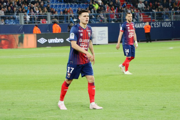 Football : Jessy Deminguet prolonge au SM Caen