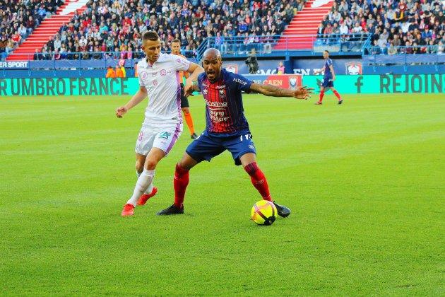 Football: Manu Imorou annonce son départ du SM Caen
