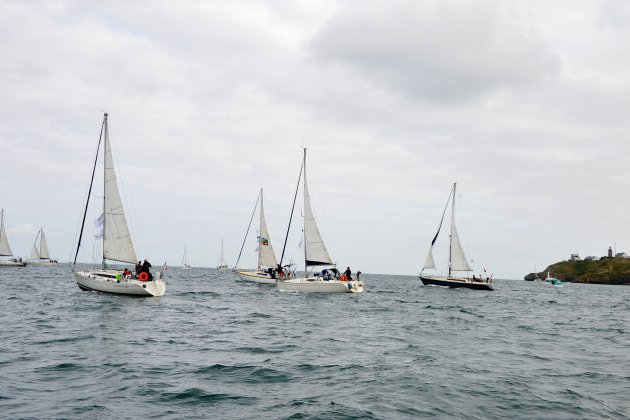 Une régate de 38 voiliers pour 100 personnes en situation de handicap