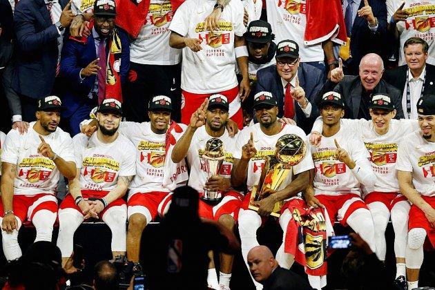 NBA: Toronto fait chuter Golden State et s'offre son premier titre