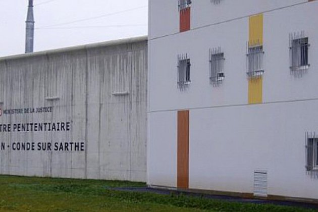Le détenu preneur d'otages de la prisond'Alençon mis en examen