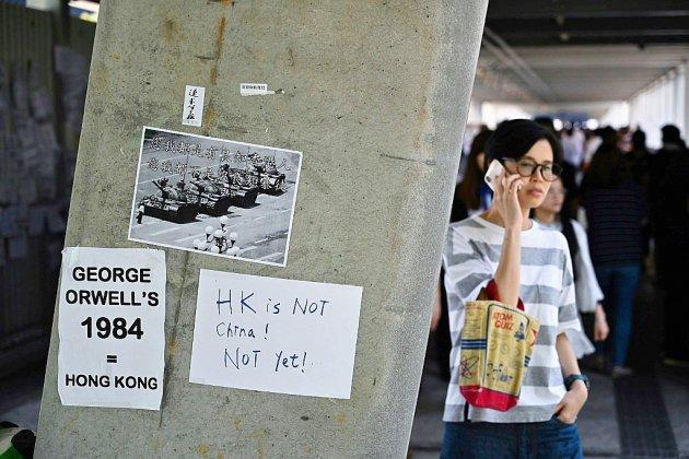 Hong Kong: le projet d'autoriser les extraditions vers la Chine critiqué au sein même de la majorité