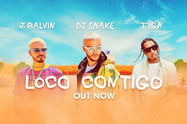 DJ Snake dévoile son hit de l'été: Loco Contigo
