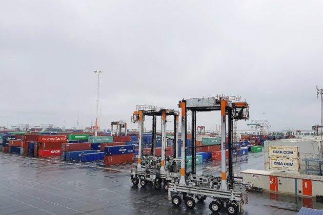 Le-Havre. Les ports de Rouen, Le Havre et Paris vont bien fusionner