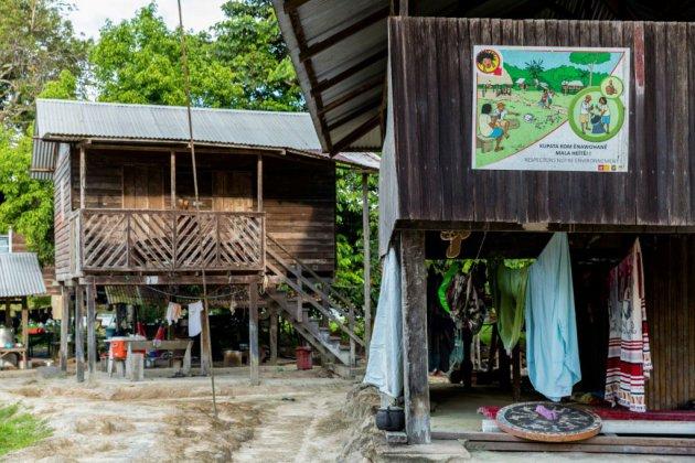 En Guyane, la communauté wayana tente de faire face à une vague de suicides