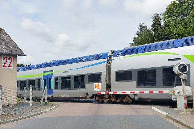 Orne : une femme décède percutée par un train