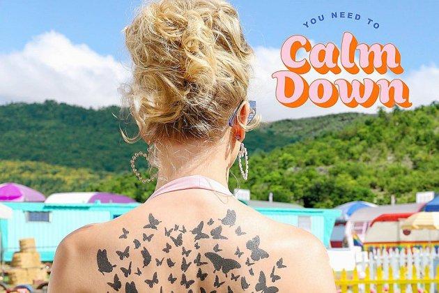 Pas de stress pour Taylor Swift avec son nouveau clip You need to calm down