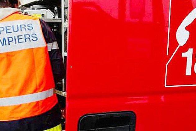Quatre personnes blessées dans un accident de la route à Rouen