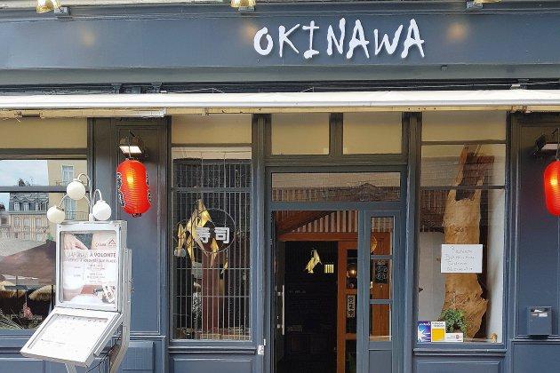 Rouen Bonne Table A Rouen Okinawa Pres De La Place Du Vieux Marche
