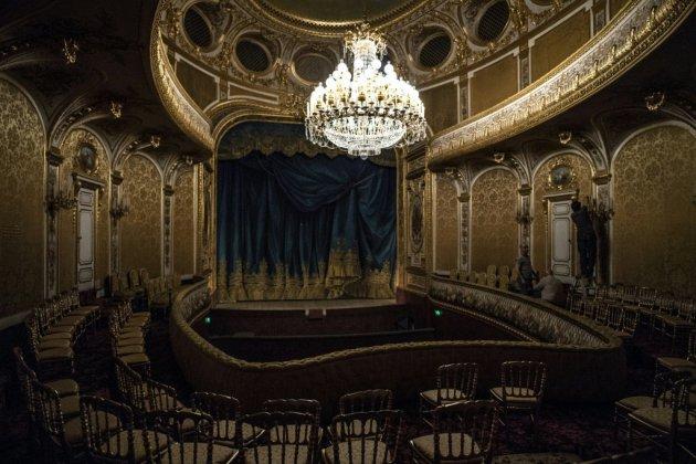 Le théâtre impérial de Fontainebleau sort de l'oubli