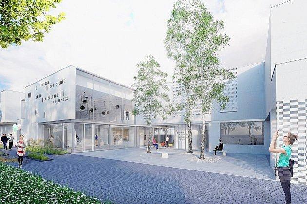 Caen: le chantier de la MJC Venoix en retard d'un trimestre