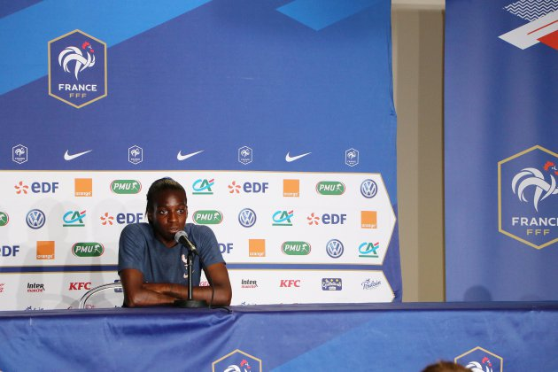 Coupe du monde: Normande, Viviane Asseyi joue presque sur ses terres