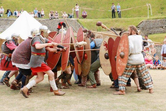 Lillebonne replonge au temps romain pour un week-end