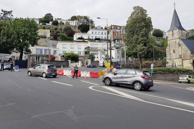 Côte d'Ingouville au Havre: réouverture dans les meilleurs délais