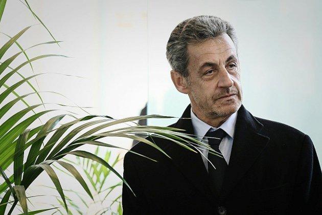 """Pour Sarkozy, le bonheur """"est dans l'épreuve surmontée"""""""