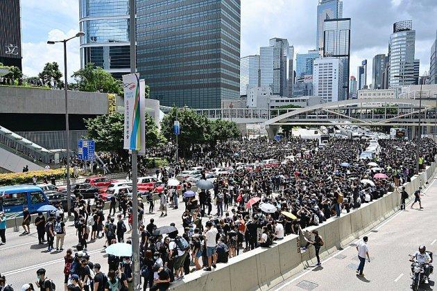 Loi sur les extraditions à Hong Kong: les manifestations contre le pouvoir reprennent