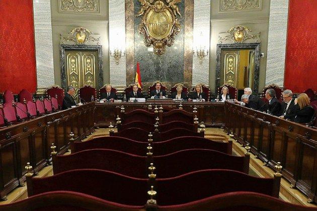 """Espagne: """"la Meute"""" condamnée pour viol à 15 ans de prison"""