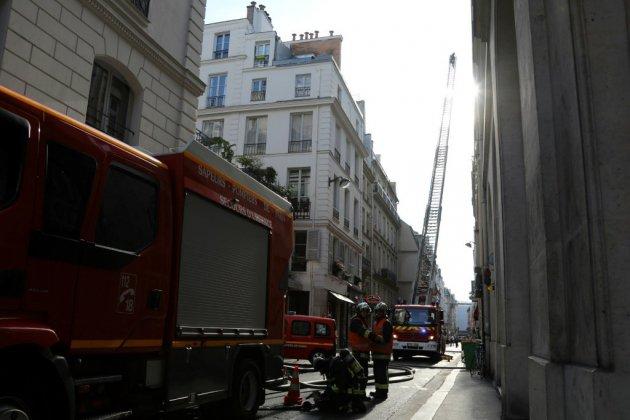 Trois morts dans l'incendie d'un immeuble du XIe arrondissement de Paris