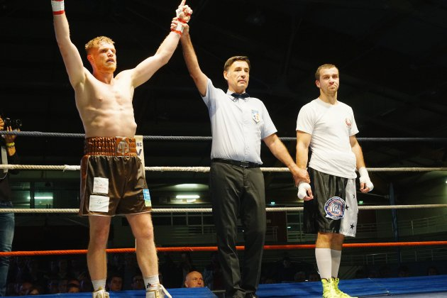 Boxe : 1500 spectateurs pour le DDay Show de Saint-Lô