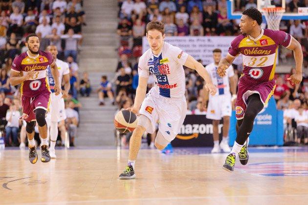 Basket: le Rouen Métropole Basket ne verra pas la Jeep Elite