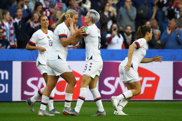 Mondial-2019: les Etats-Unis en mission