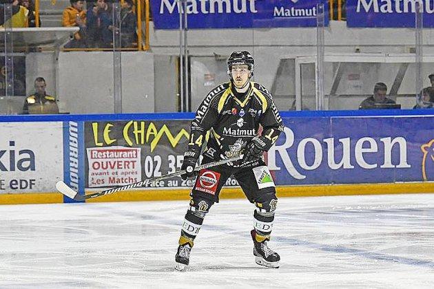Hockey sur glace: Atte Makinen vient compléter la défense rouennaise
