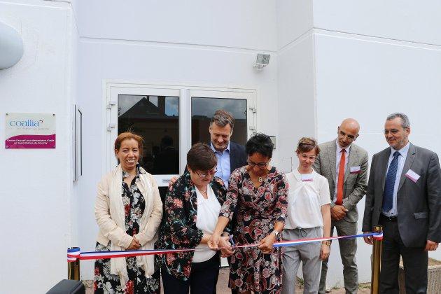 Un nouveau centre pour les demandeurs d'asile ouvre en Seine-Maritime