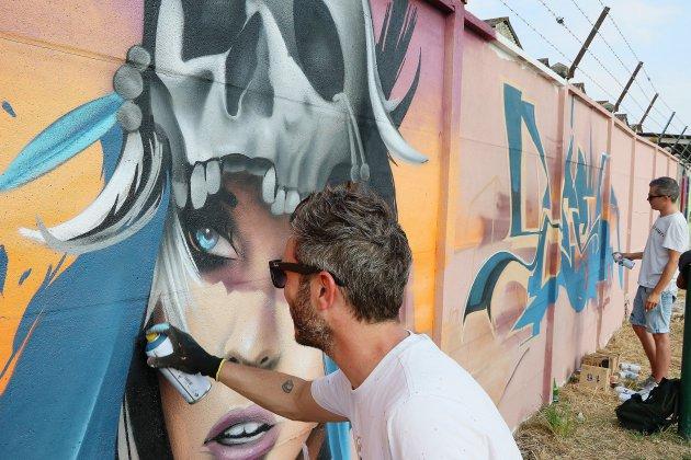 Tous aux quais: les arts urbains en fête près de Rouen