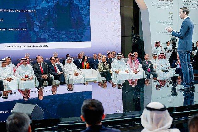 Conférence à Bahreïn: un plan économique pour les Palestiniens, qui le rejettent