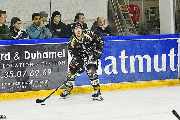 Hockey sur glace: Juka Koivisto se réengage avec les Dragons de Rouen