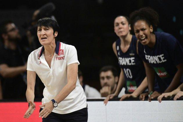 Euro de basket: les Françaises espèrent changer l'argent en or