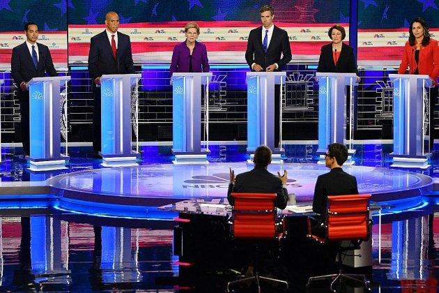 Joe Biden attendu au tournant lors du débat démocrate