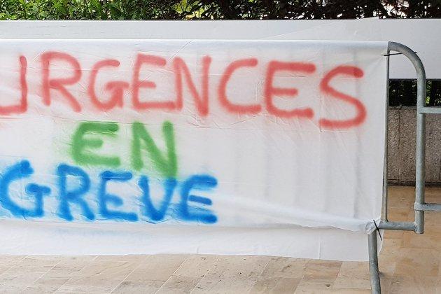 Hôpital d'Alençon: le personnel obtient des moyens supplémentaires