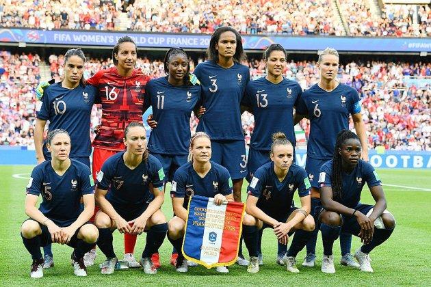 Mondial-2019: 11,8 millions de téléspectateurs devant France-USA