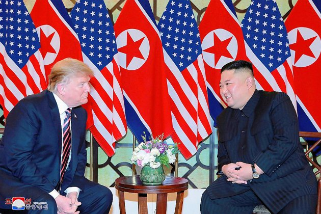Trump espère rencontrer Kim à la frontière intercoréenne