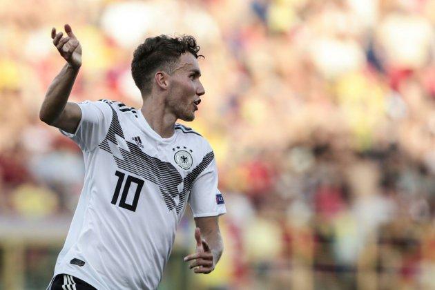 Euro-Espoirs: Ceballos et Waldschmidt, duel pour le titre